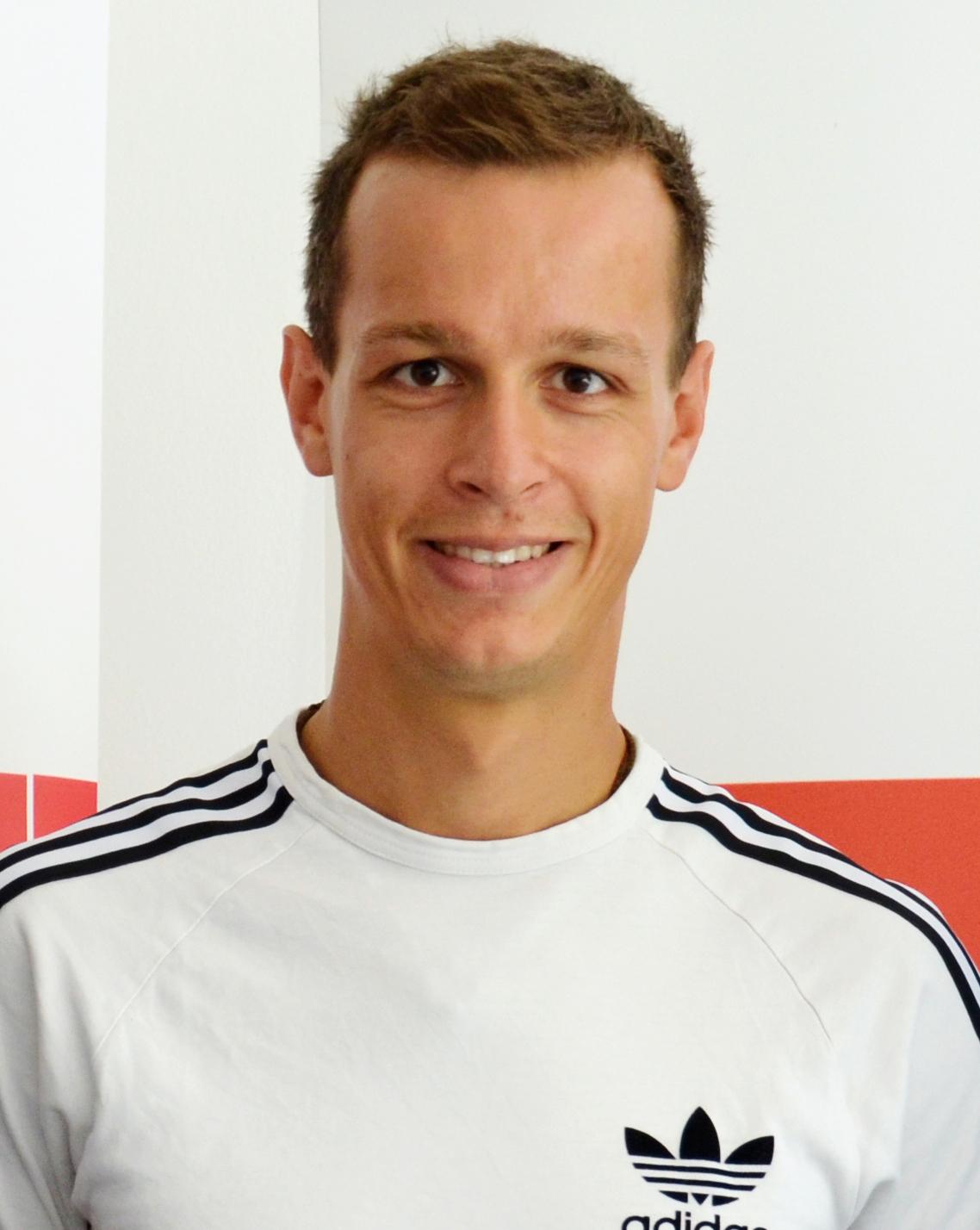 Athletiktrainer Christian Weich (Foto: Privat)