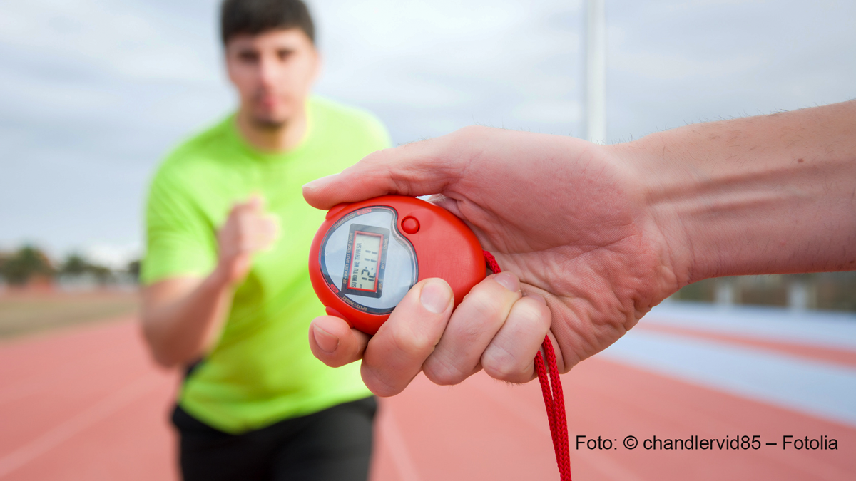Training in der Zwischensaison (Foto: © chandlervid85 – Fotolia)
