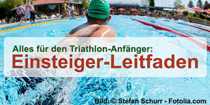 Trainingsplan Triathlon Anfänger