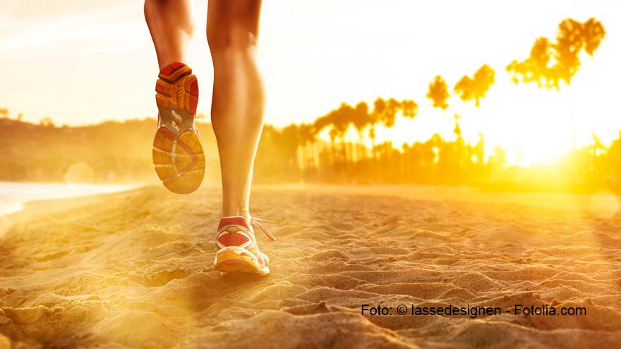 Laufen bei Sonnenauf- oder untergang? Kommt auf den Biorythmus an. - Foto: © lassedesignen - Fotolia.com)