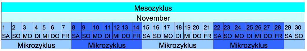 Mesozyklus