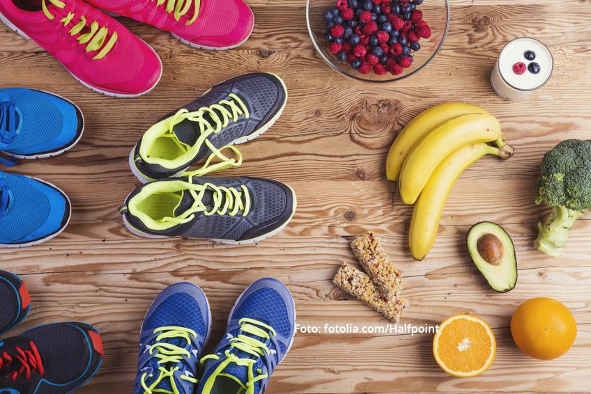 Diät, um einen Ironman zu trainieren