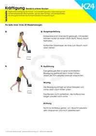 Rumpfstabi Und Kräftigungsübungen Für Sportler Triathlon Tippsde
