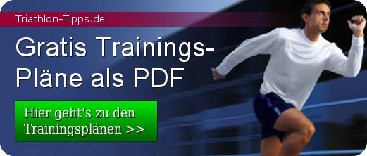 Gratis Trainingspläne für Triathlon